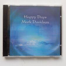 CD Happy days MARK DAVIDSON    IMD 2026  NEW AGE