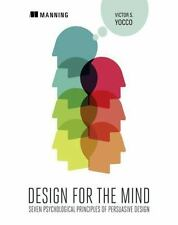 (Electronic Book) Design for the Mind:Seven Psychological Principles of Perva...