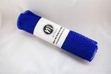 African Net Bath Sponge Long - Exfoliating Net Body Scrubber - Blue