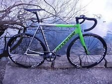 2015 Cannondale CAAD 10 Track Bike 56cm Mavic Ellipse Sram Fizik MSRP $2130