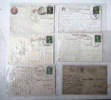 Oregon Postcards 1910 Kellog Viewpoint Ashland Victor Swan Lake DISCONTINUED POs