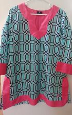 SIMPLY SOUTHERN   tunic Swim Suit Beach Cover BLOUSE  SIMPLY SOUTHERN NWOT
