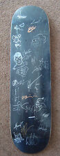 WONDERCON 2016 SIGNED SKATEBOARD WITH SKETCHES DC MARVEL ARTISTS WRITERS 20