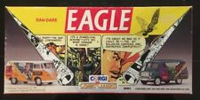 CORGI COMIC CLASSICS LIMITED EDITION DAN DARE EAGLE VW VAN BEDFORD CA VAN #98965