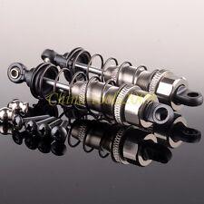 2P Aluminum Oil Adjustable Shocks RC 1:10 GRAY 85MM For TAMIYA CC01 HPI HSP