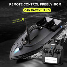 Flytec Hq2011 Fish Finder 2.4Ghz 500M Remote Control Fishing Bait Rc Boat Toy Us