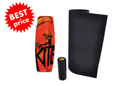 Trickboard Kite Pro + Roller + Carpet - Indo Board Rollerbone Balance via GLS