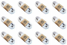 12PCS 3Ft White High Speed Fast Charging USB 2.0 A Male Micro USB B Male Cable