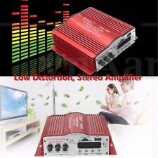 New Mini Hi-Fi 4*41W 4 Channel Stereo Audio Amplifier Amp for Car Motorcycle MP3