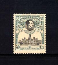 E401-ESPAÑA-SPAIN-1920.CONGRESO de la UPU.Edifil Nº 304.UNUSED-Nuevo MLH