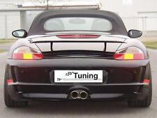 Porsche 986 Boxster  to  997 GT3 update  Rear bumper