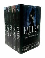 Fallen Series 5 Book Collection Set By Lauren Kate