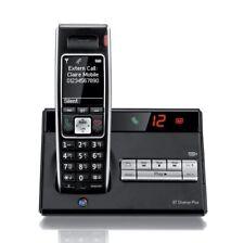BT DIVERSE 7450 PLUS Cordless Telephone 060746 & Answer Machine Black BRAND NEW