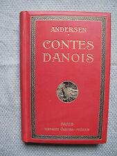 Andersen : Contes danois illustrés d'après les dessins de M. Yan' Dargent