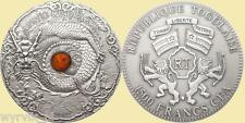 TOGO 2012 Year of the dragon UNC CoA rok smoka