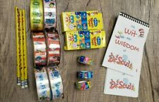 Dr. Seuss Offray Ribbon & Washi Tape lot - Cat in the Hat, One Fish PLUS EXTRAS
