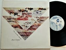 """The Duritti Column - Deux Triangles 12"""" Single 1982 1st Press Factory Benelux"""