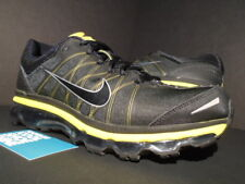 NIKE AIR MAX+ 2009 LAF LIVESTRONG BLACK MAIZE YELLOW 1 90 360 DAY 396875-001 10