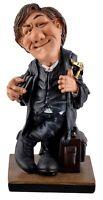 Rechtsanwalt Lawer Gericht Justitia 15 cm Beruf Funny Figur
