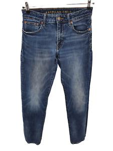 AMERICAN EAGLE Next Level Flex Original Straight Jeans AEO Mens 31x32