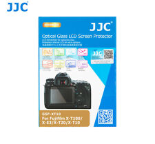JJC Optical Glass LCD Screen Protector for Fujifilm XT10 XT20 XT30 XT100 XE3