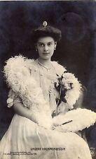 1750/ Foto AK, Kronprinzessin von Preußen, 1908