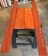 Exotic Wood Padauk Guitar Building Set DIY Guitar Making Projects Luthier Lumber