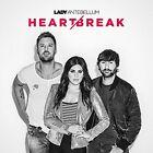 LADY ANTEBELLUM - HEART BREAK CD NEU