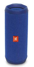 New JBL - Portable Bluetooth Speaker - FLIP4 BLUE
