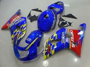 NEW Fairings Bodywork Bolts Screws Set For SUZUKI GSXR600 GSXR750 2001-2003 06