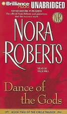 Audio book - Dance Of The Gods by Nora Roberts   -   Cass