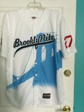 Brooklyn Cyclones Brooklyn Bridge Game Worn Jersey