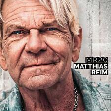 MATTHIAS REIM  MR20  ( Neues Album 2019 )   CD   NEU & OVP   25.10.2019