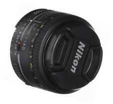 Nikon 2137 Af Nikkor 50 mm F/1.8 FX Marco Completo Lente principal D Nikon Cámaras DSLR
