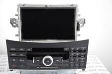 Mercedes Comand NTG4 W212 E Class Sat Nav Single Navigation system Monitor Rim