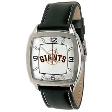OFFICIAL MLB SAN FRANCISCO GIANTS Stainless  RETRO Watch