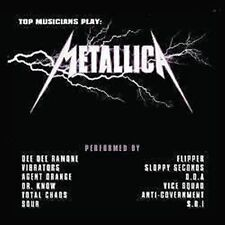 Various Artists - Top Musicians Play Metallica (CD 2011)
