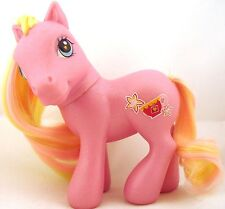 My Little Pony Tea Leaf of Pretty Pony Fashions Set G3 MLP Teacup Hasbro Pink