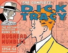 Complete Dick Tracy : 1954-1956, Hardcover by Gould, Chester, Brand New, Free.