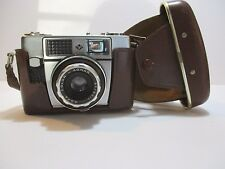 Vintage Agfa 35mm Camera with Leather Case - Germany
