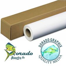24 inch Photo Satin roll wide format inkjet paper Canon Epson HP aqueous media