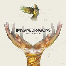 IMAGINE DRAGONS - SMOKE+MIRRORS  (DELUXE EDITION)  CD NEU