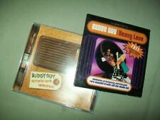 Buddy Tipo Promo CD Lote Baby Please Don'T Leave Me Heavy Love