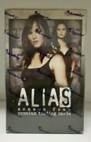 Alias Season 4 Trading Card Box Jennifer Garner Factory sealed box by Inkworks