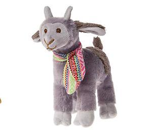 """Mary Meyer Gabby Goat Plush Toy - Gray Goat, 6"""""""