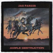 JAG PANZER PATCH / SPEED-THRASH-BLACK-DEATH METAL