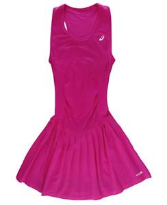 ASICS Tennis Racket Dress Women's Sports Dress - Sport Pink - New