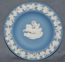 kleine Schale Wedgwood, Luna, Jasper Ware, blau, 11 cm