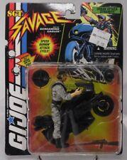 GI Joe Sgt Savage Urban Attack Dynamite Motorcycle MOC Vintage