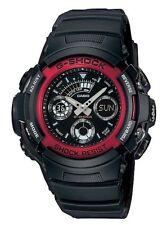 Casio AW-591-4A Orologio G-Shock Antiurto Fuso Orario Sveglia Timer Crono
